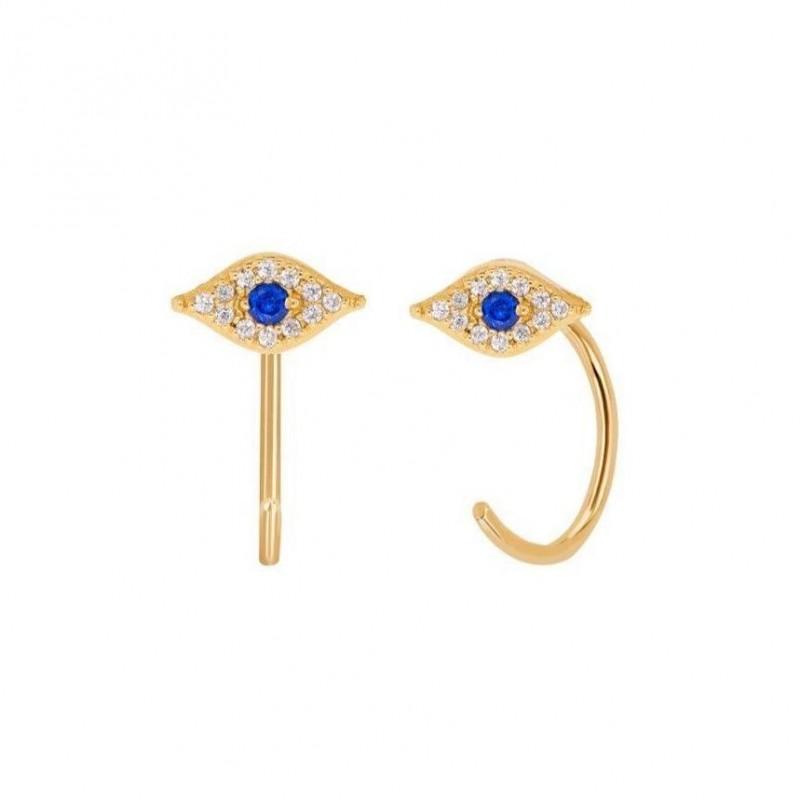 "Uhani ""Evil Eye"""