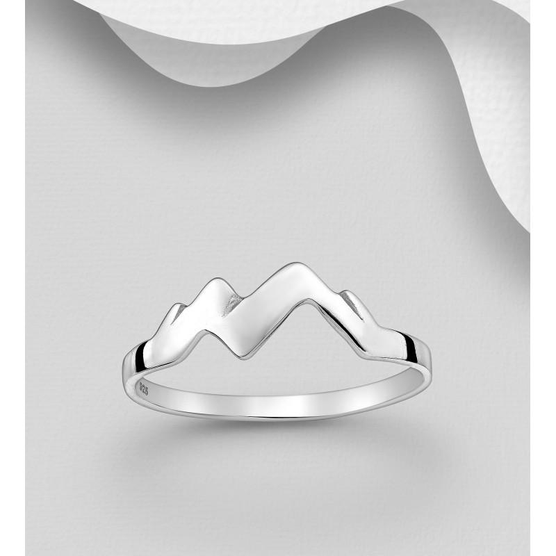 Srebrni prstan - gore
